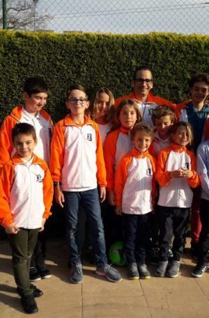 Autonómico por edades – ¡¡Eli Escoffier campeón de la Comunidad Valenciana sub8!!